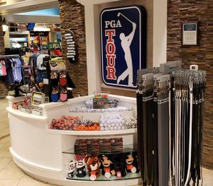 <b>PGA Tour Shops - Jacksonville International Airport<br>