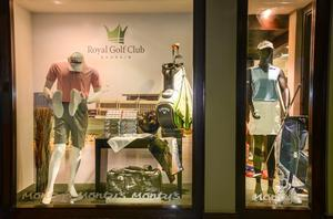 <b>Royal Golf Club<br>