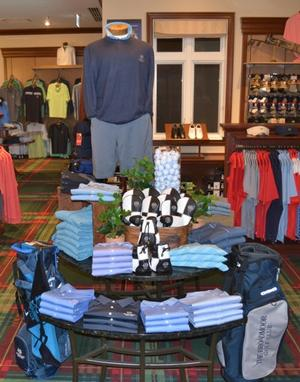 <b>The Broadmoor Golf Shop<br>