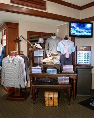 <b>Spyglass Hill Golf Shop<br> Pebble Beach, CA</b>