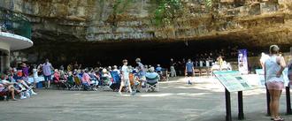 Dunbar Cave State Park
